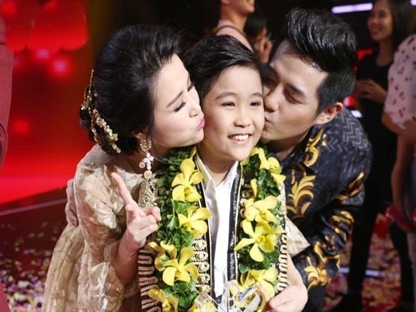 Bí mật của quán quân Giọng hát Việt nhí mùa 4 - Trịnh Nhật Minh 2