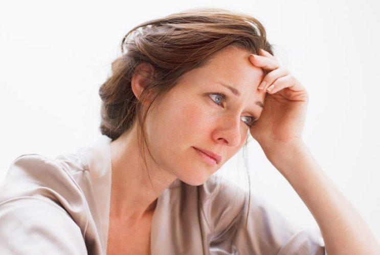 Khủng hoảng tâm lí ở phụ nữ trung niên