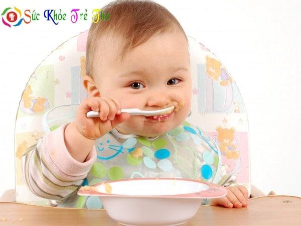 Cách nấu cháo cho bé ăn dặm ngon miệng và bổ dưỡng
