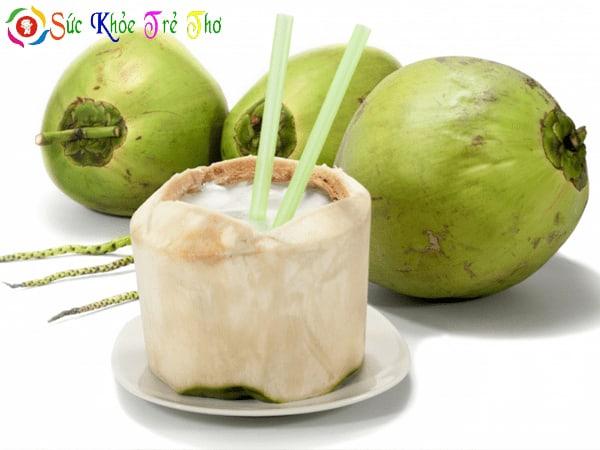 Tránh một số loại trái cây dừa, quýt