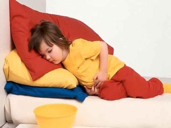 Trẻ hay bị đau bụng là dấu hiệu của bệnh gì?