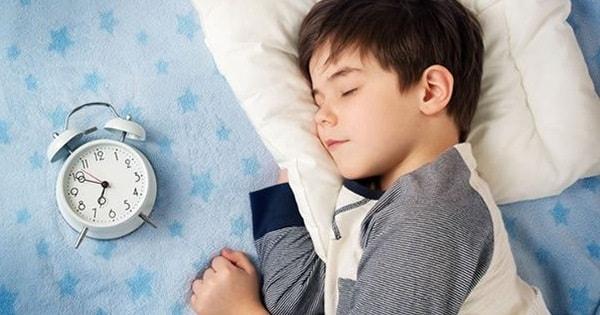 Nguyên nhân, dấu hiệu và cách điều trị rối loạn giấc ngủ ở trẻ nhỏ 3