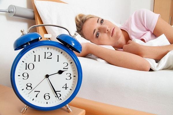 nguyên nhân gây rối loạn giấc ngủ