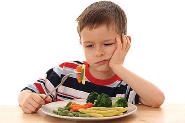 Nguyên nhân của việc bé sụt cân liên tục và cách khắc phục 1