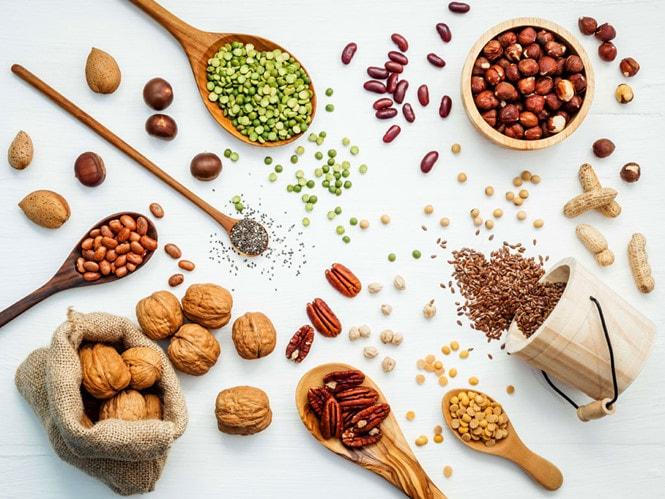 Thực phẩm giàu vitamin B