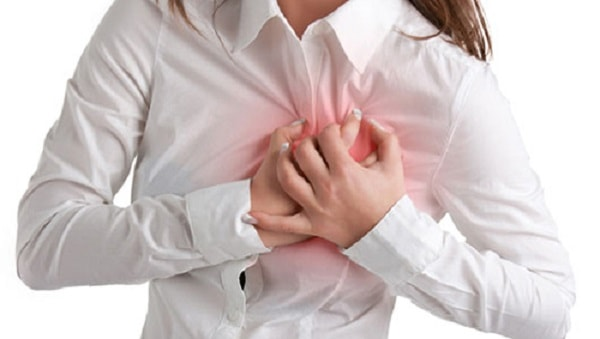Thường xuyên bị đánh trống ngực sau khi ăn là biểu hiện của bệnh gì? 2