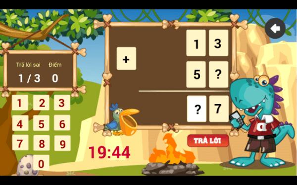 Violympic- Phần mềm tốt nhất cho bé để học toán