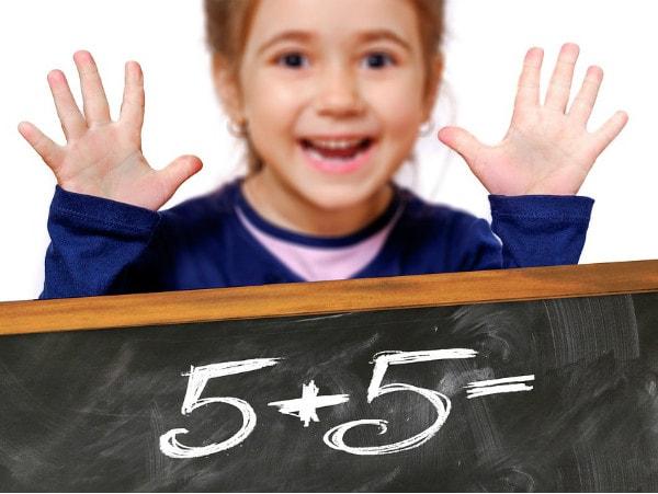 Làm thế nào để bé lớp 4 thích học môn Toán?