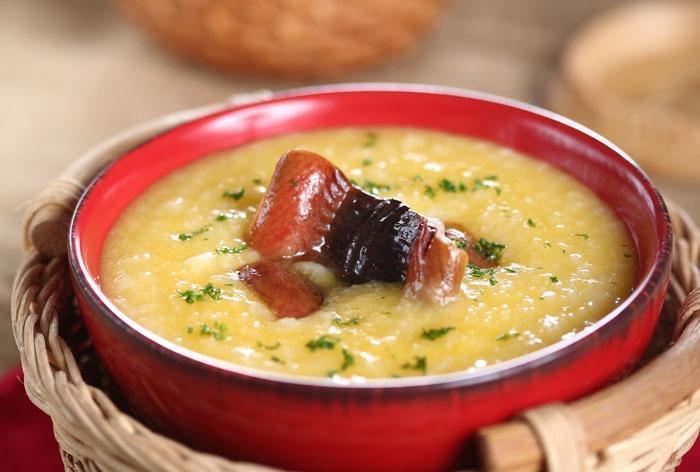 Cách làm cháo lươn khoai tây đơn giản