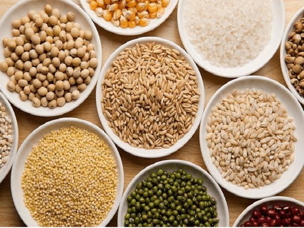 Từ 5 tuần tuổi mẹ nên bổ sung thêm bột ngũ cốc vì rất tốt cho quá sự phát triển của thai nhi