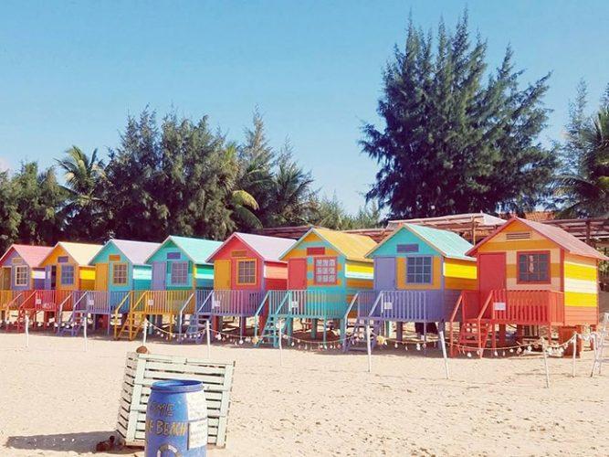 Kiểu phòng nghỉ ở Coco beach Camp