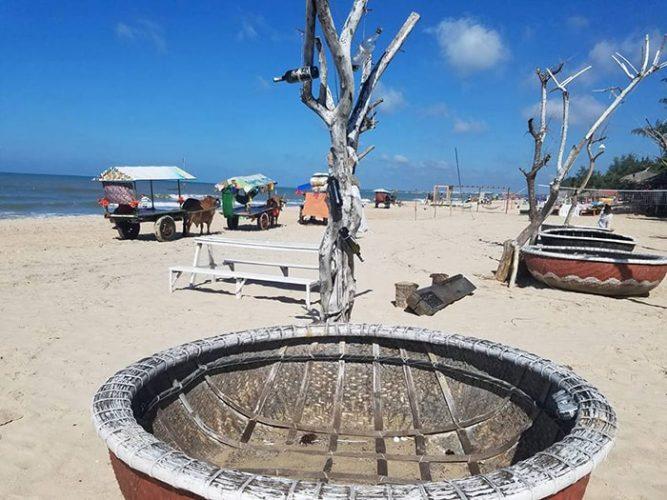 Coco Beach Camp có rất nhiều góc để bạn sống ảo