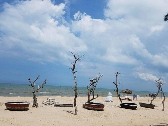Bãi biển Coco Beach ở LaGi