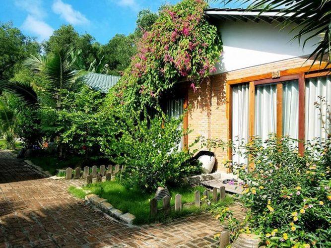 Phòng nghỉ ở Cabilagi Garden Resort