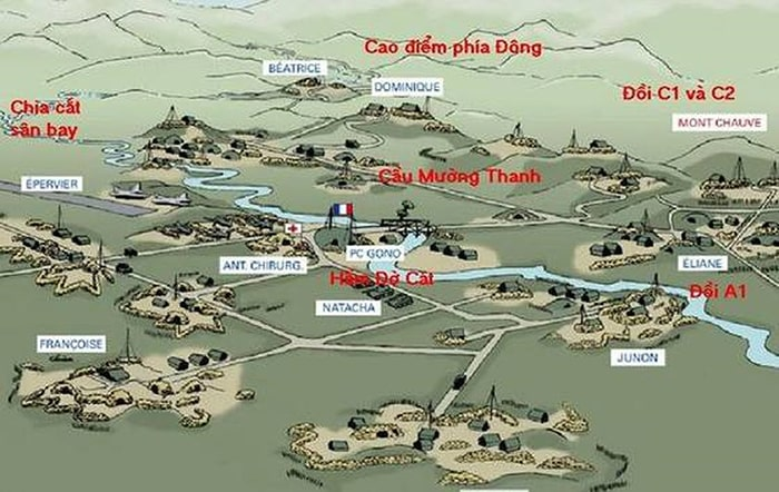 Học lịch sử qua bản đồ rất dễ nhớ