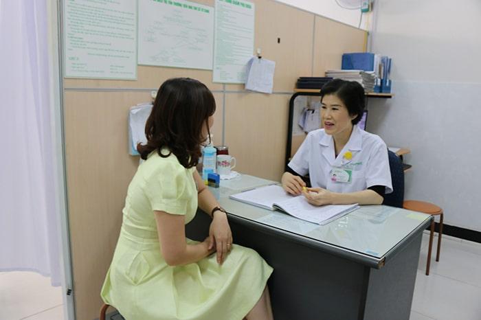 Lựa chọn các bác sĩ khám phụ khoa giỏi để được điều trị dứt điểm.
