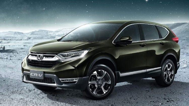 CRV đến từ Honda được nhiều khách hàng tin dùng