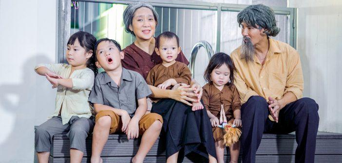 Gia đình Lý Hải - Minh Hà