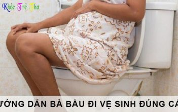 Hướng dẫn cách đi vệ sinh cho bà bầu an toàn, tốt sức khỏe 7