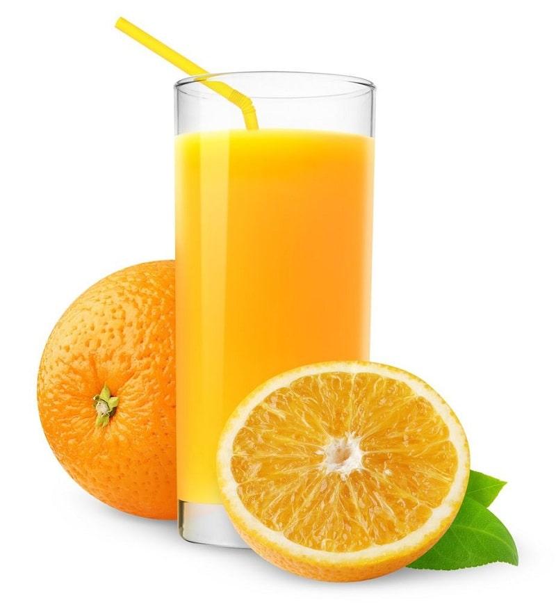 Nước ép cam quýt cung cấp vitamin rất tốt cho trẻ