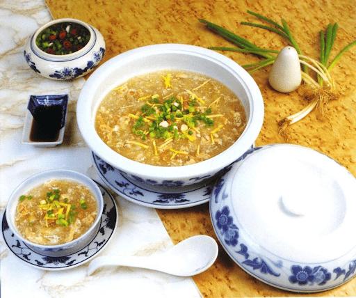 Món súp nấm
