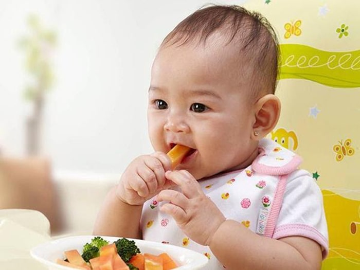 Nhu cầu dinh dưỡng ở bé 9 tháng tuổi