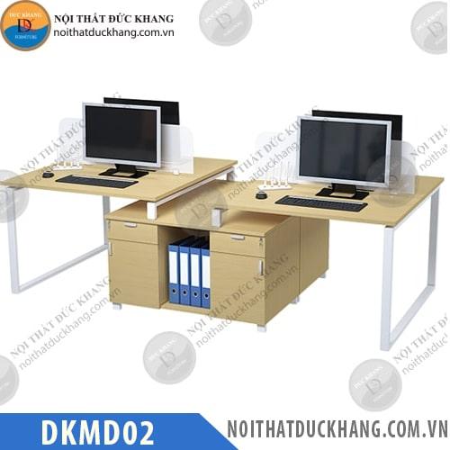 Cụm bàn làm việc 4 chỗ DKMD02