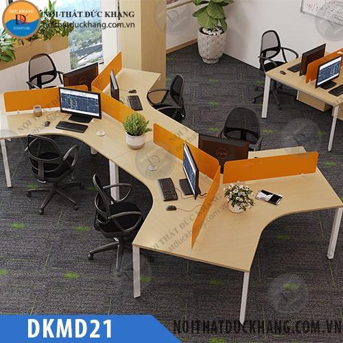 Cụm bàn làm việc 6 chỗ DKMD21