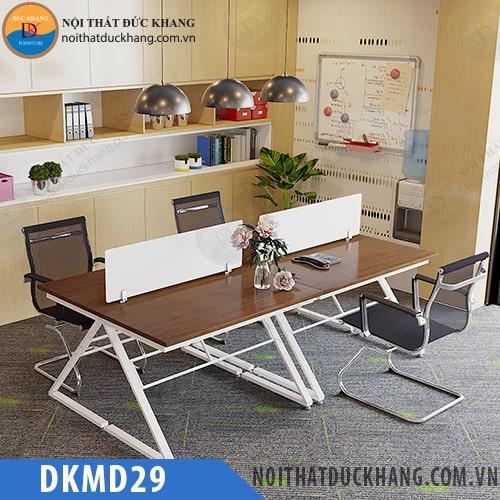 Cụm bàn làm việc 4 chỗ DKMD29