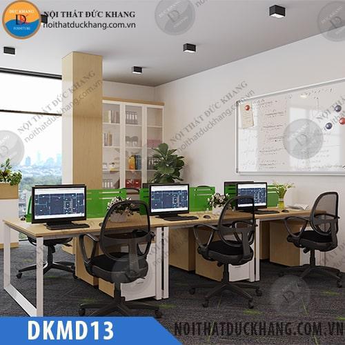 Cụm bàn làm việc 6 chỗ DKMD13