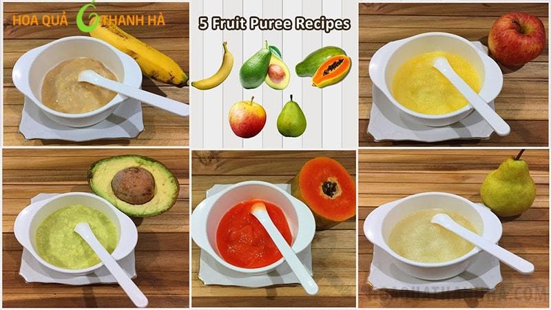Mẹ nên thêm nhiều rau củ quả vào bữa ăn cho trẻ
