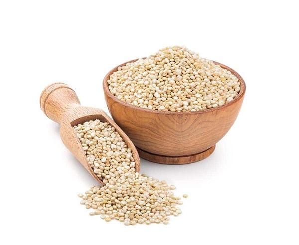 Hạt diêm mạch hay hạt Quinoa là loại hạt chứa nhiều giá trị dinh dưỡng với các bé