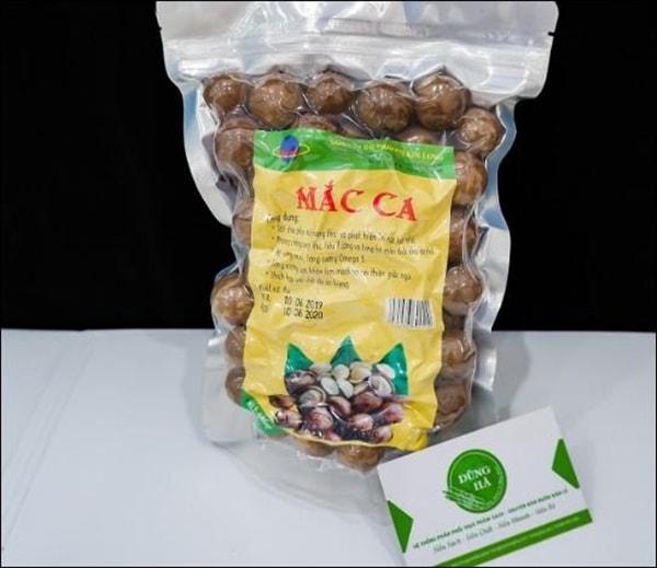 Hạt mắc ca được đánh giá là loại hạt có giá trị dinh dưỡng cao nhất và cực kỳ thích hợp khi bé ăn dặm