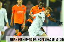 Nhận định bóng đá: Copenhagen vs Istanbul Basaksehir