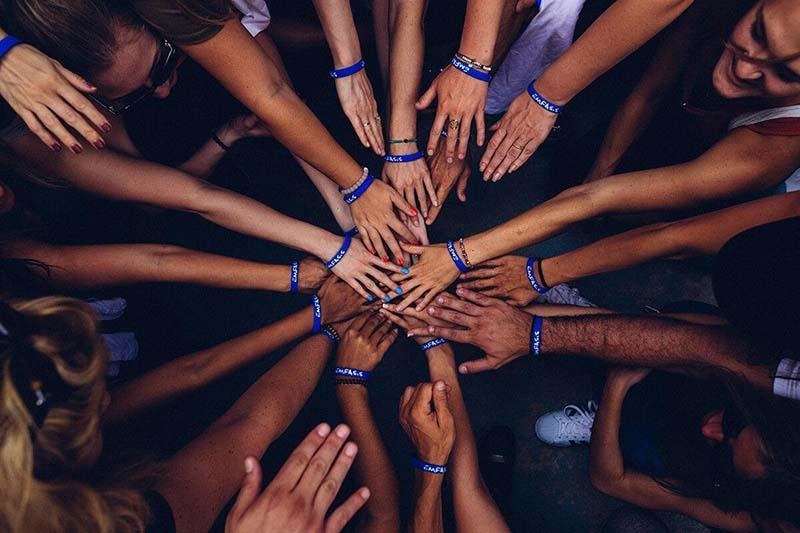 Team Building mang lại cho cá nhân và tập thể nhiều lợi ích