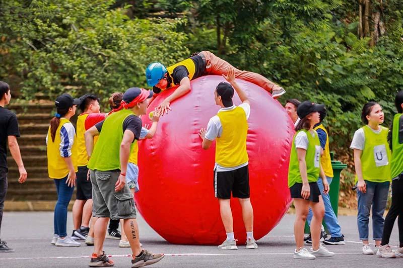 Các trò chơi đa dạng tại Medi Thiên Sơn
